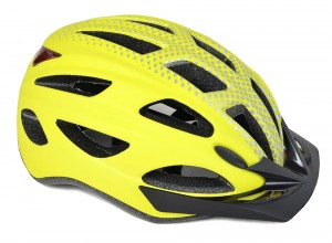 KASK ROWEROWY VISION LED L/XL