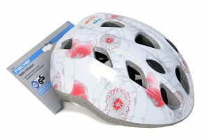KASK ROWEROWY KWIATY S/M INFUSION FISCHER